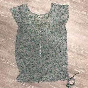 Mudd blouse